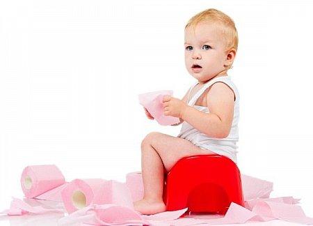 Комаровский запор у ребенка